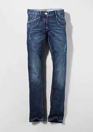 Suri: Wärmende Stretch-Jeans