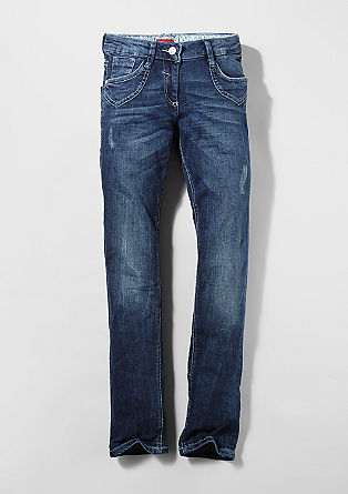 Suri: warm stretch jeans from s.Oliver