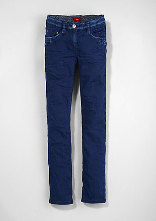 Suri Slim: Superstretch-Jeans
