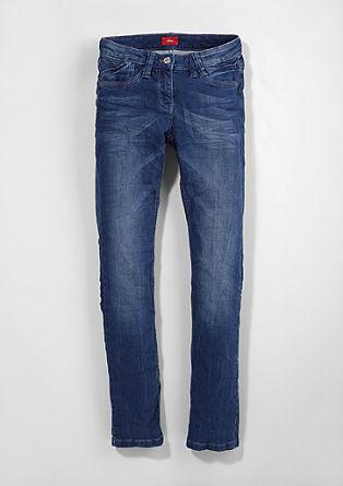 Suri Slim: voljno mehek jeans