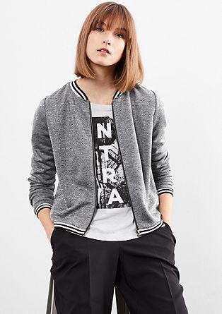 Sweater im Athleisure-Look