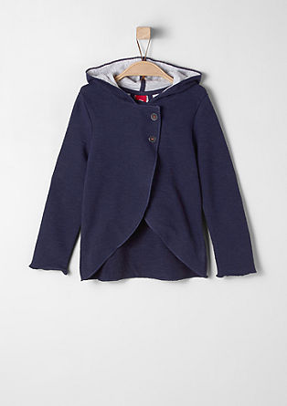 Sweatshirt jacket from s.Oliver