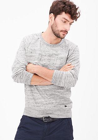 Sweatshirt mit 3D-Print