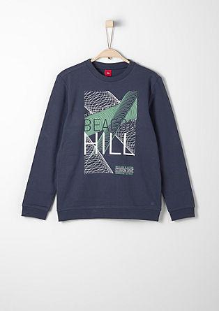 Sweatshirt pulover z digitalnim tiskom