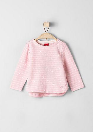 Sweatshirt pulover z zvezdicami