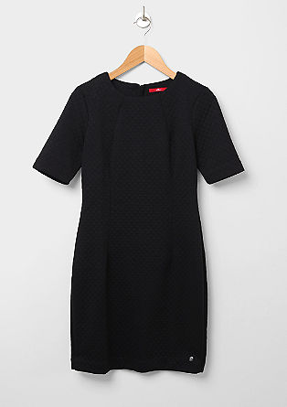 Sweatshirt shift dress from s.Oliver