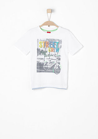 T-Shirt im Streetstyle