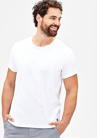 T-shirt in cotton-jersey from s.Oliver