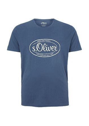 T-shirt met een logoprint