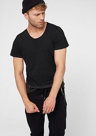 T-Shirt mit Farbverkauf