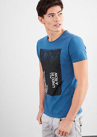 T-Shirt mit Metropolis-Print