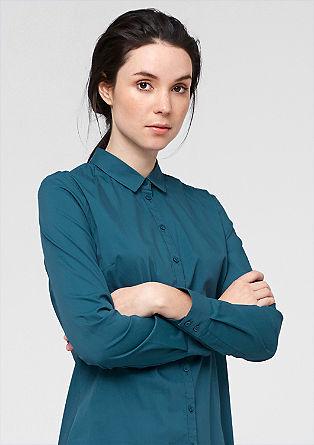 Taillierte Hemdbluse