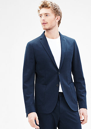 Tailored jacket from s.Oliver