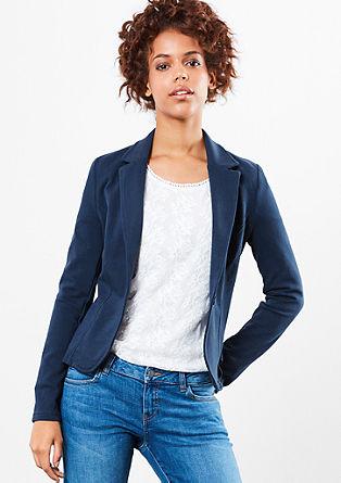 Tajliran sweatshirt suknjič