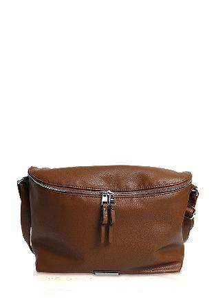 Tasche mit dekorativem Zipper