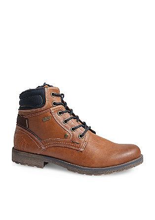 Tex-Boots im Materialmix