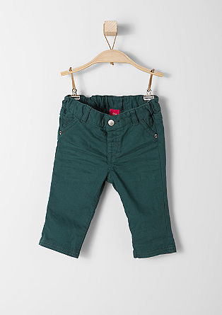 Tople raztegljive hlače