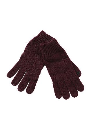 Touchscreen gloves from s.Oliver