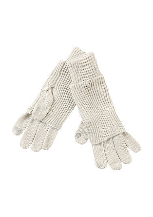 Touchscreen gloves with arm warmers from s.Oliver