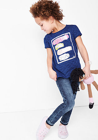 Tregging: jeans met veel stretch