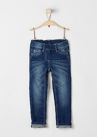 Treggings: jeans with a washed finish from s.Oliver
