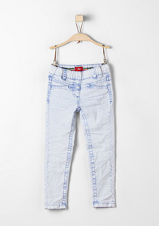 Treggings Skinny: Moon-washed jeans from s.Oliver