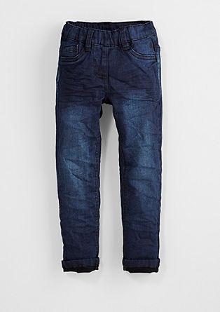 Treggings Skinny: raztegljive jeans hlače