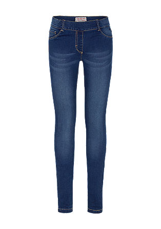 Treggings Stretchy drainpipe jeans from s.Oliver