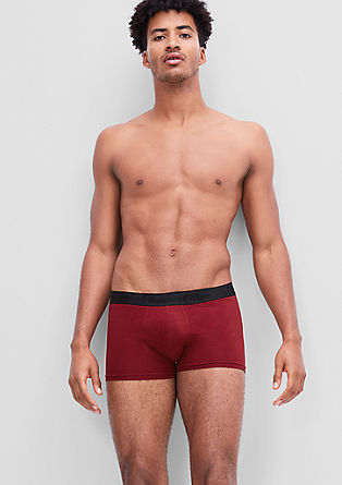 Triple pack of jersey boxer shorts from s.Oliver