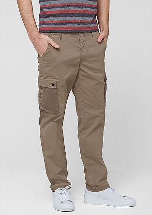 Tubx Chino: cargo trousers from s.Oliver