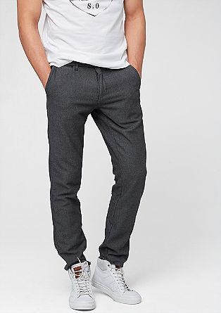 Tubx Chino: vzorčaste hlače chino