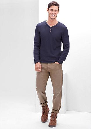 Tubx Straight: barvne jeans hlače