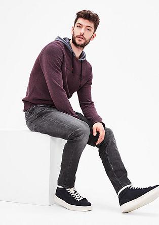 Tubx Straight: Jeans hlače s pasom
