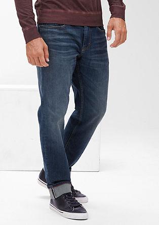 Tubx straight: klassieke blue jeans