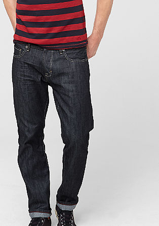 Tubx Straight: raw denim jeans from s.Oliver