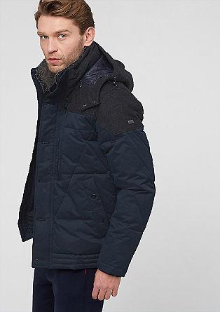 Tvil jakna s puhom