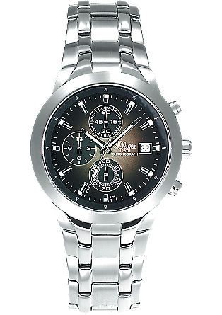 Uhr Inside Black