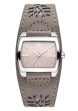 Uhr mit Ornament-Armband