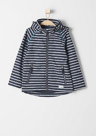 Večnamenska jakna iz softshella