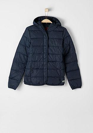 Večnamenska prešita jakna