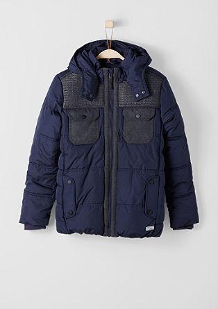 Večnamenska zimska bunda