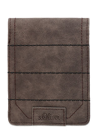 Vintage-look wallet from s.Oliver
