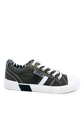 Vintage-Sneaker aus Textil