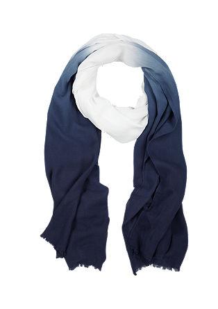 Viscose sjaal met kleurverloop