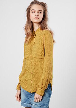 Vzorčasta bluza
