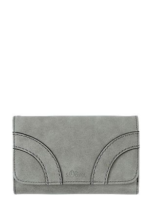 Wallet with decorative trims from s.Oliver