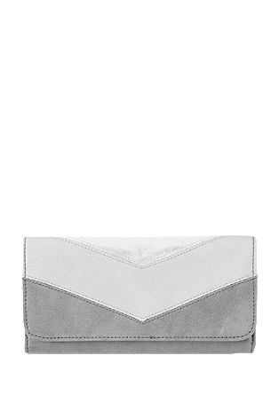 Wallet with metallic effect from s.Oliver