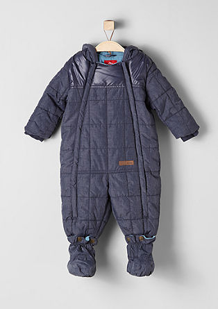 Warm, functional onesie from s.Oliver