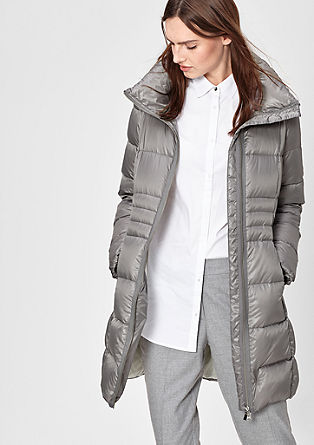 Warm down coat from s.Oliver
