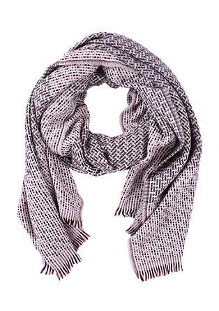 Warmer Karo-Schal